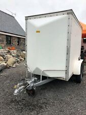 Used Tow a Van Box Trailer, Tows well good condition