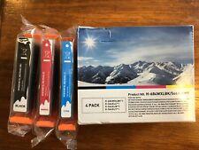 3 #564 Ink Cartridges For HP Inkjet Printer Black Magenta Cyan
