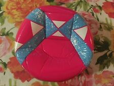 Adidas Performance Starlancer V Pink Soccer Ball Official Size 3