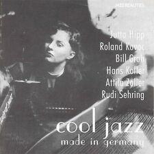 COOL JAZZ made in Germany (Jutta Hipp, Attila Zoller, Bill Grah) MOOD CD