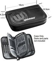 Winmau Urban X Darts Case / Wallet - Extra Large - Holds 3 Sets of Darts