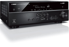 Yamaha RX-V585 AV Receiver Black 7.2 channel Home Cinema Amplifier Spotify Alexa