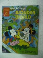 WALT DISNEY WONDER WORLD MICKEY DONALD CHANDAMAMA CLASSICS  ENGLISH  India