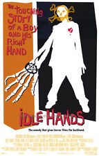 IDLE HANDS Movie POSTER 27x40 B Devon Sawa Seth Green Elden Henson Jessica Alba
