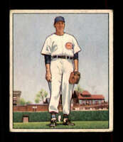 1950 Bowman #61 Bob Rush VG/VGEX RC Rookie Cubs 401303