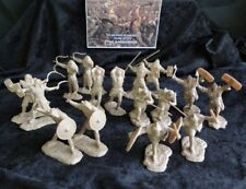 TSSD Plastic 1/32 Barbarians Plastic Warriors Anicent Figures Set 19 NEW!
