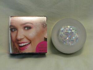 Tarte Treasure Pot Glitter Gel 'Moonwalk' Iridescent Shimmer For Face & Body NIB