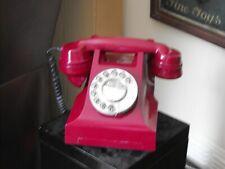 Vintage bakelite telephone