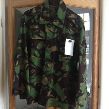 "JACKET COMBAT TROPICAL JUNGLE DPM 160/104 41"" Chest"