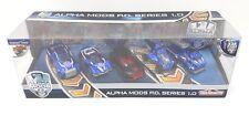 Majorette Model Car metal 5 Pack Gift Set Alpha Mods P. D. Police Series 1.0