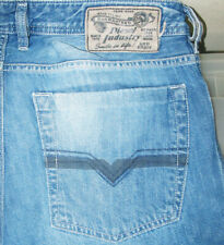 *HOT AUTHENTIC Men's DIESEL @ ZATINY 8YE BOOTCUT Denim Jeans 30 x 34 (Fit 31x34)