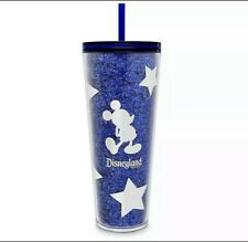 New listing Mickey Mouse Tumbler with Straw by Starbucks – Disneyland Blue *Pre-Order