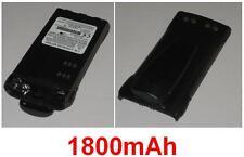 Batterie 1800mAh type HNN9013DR PMNN4157AR Pour Motorola GP320 GP339