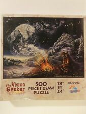 1996 Josephine Wall The Vision Seeker 500 Pc Art Puzzle 18 X 24 New/sealed