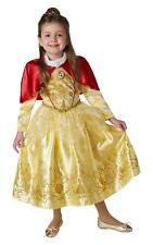 Costume Principessa Belle Disney Bambina Taglia 7/8 ANNI Bella Carnevale Nuovo