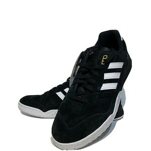 Adidas A.R. Trainer Sneakers Casual - EE9393 - Black/White - Size 9.5 - New