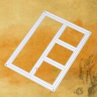 Metal Frame Memory Box Cutting Dies DIY Scrapbooking Diary Card Hand Craft
