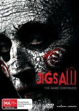 JIGSAW DVD, NEW & SEALED, REGION 4, 2018 RELEASE, FREE POST