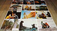 LES NAUFRAGES DE L'ILE PERDUE  jeu 12 photos cinema lobby cards fantastique 1979