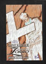 Lone Ranger Death of Zorro 2 2011 Francesco Francavilla Negative Effect Variant
