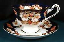 Royal Albert Derby Cobalt Blue Cups & Saucers - NEW !