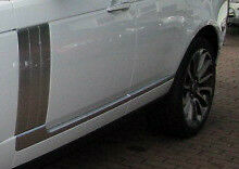 Land Rover OEM Range Rover L405 2013+ 6 Piece Dark Atlas Side Cladding Trim Kit