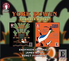 York Bowen CHAMBER MUSIC - BOX SET