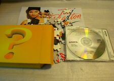 TONI BRAXTON - ANOTHER SAD LOVE SONG - Rare CD Single Promo w/Exclusive Puzzle