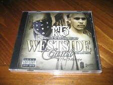 Chicano Rap CD Westside Cartel - the Mixtape - Santa Ana West Coast - 2007