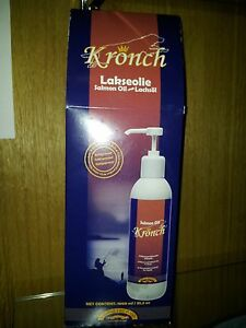 Kronch 100% Salmon Oil For Dogs 1000ml