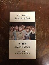 10,000 Maniacs Time Capsule 1982-1990 Music Videos VHS 1990 Elektra Rock Pop