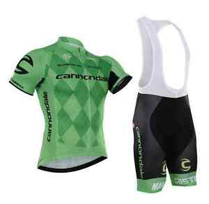 MAILLOT + CULOTE CANNONDALE