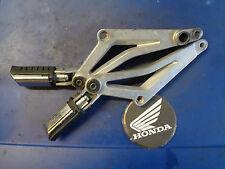 1983 Nighthawk CB 550 SC Left Right Rear Peg Footpeg Bracket Hanger Honda