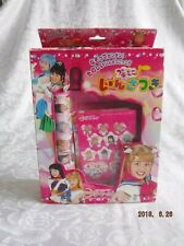 VINTAGE ANIME ဗ Pretty Guardian SAILOR MOON LIVE PGSM Toy Colorform Draw Card