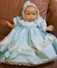Vintage Berjusa Newborn Boy Baby Doll 1953? Mint