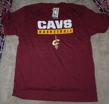New Nba Cleveland Cavaliers Cavs Basketball T Shirt Men Xl X-Large New Nwt