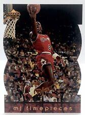 Rare: 1998 Upper Deck MJX Michael Jordan MJ Timepieces #17 Sr#d 2121/2300