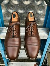 loake Aldwych Oxfords 1880 made england Size 9 UK  Goodyear Welted Leather sole