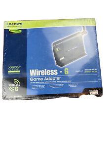 Linskys Wireless G Game Adapter 2.4 GHz WGA54G