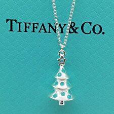 Sterling Silver Collar ÁRBOL AG 925 Genuine Tiffany & Co. bag
