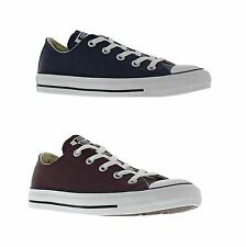 Standard (B) Converse 100% Leather Upper Shoes for Women