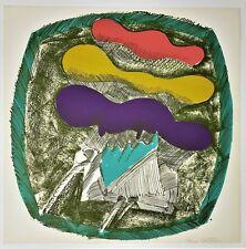 """JOHN ALTOON About Women 1966 GEMINI G.E.L. Ken Tyler LITHOGRAPH """"74/100"""""""