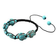 Beach Jewelry Turtle Turquoise Bracelet Bangle Hand Woven Jewelry Gifts Useful