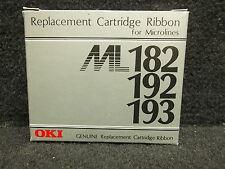 Replacement Cartridge Ribbon For microline, ML182 - 192 - 193, OKI, #K-3-3