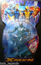 "Marvel X-Men Classics 6"" ICEMAN w/Freewheeling Ice Sled. New! Rare!"