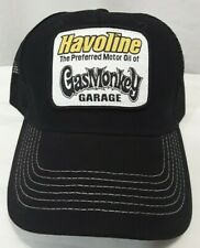 Man//Women Cool Gas Monkey Garage Fitted Hat Black Natural