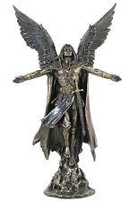 """Erzengel Uriel """"Das Licht Gottes"""" Engel Figur Skulptur Statue Cherubim 708-4784"""