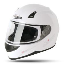 NITRO N2000-VN uno blanca Casco de Motocicleta