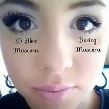 Younique Moodstruck 3D Fiber Lash Mascara Plus 400% mehr Volumen Wimperntusche
