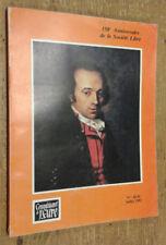 Connaissance de l'Eure n°44/45 (juillet 1982): 150e anniversaire